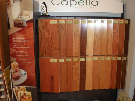 capella hardwood